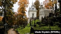 Віленскія могілкі Росы, ілюстрацыйнае фота