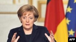 آنگلا مرکل؛ صدر اعظم آلمان