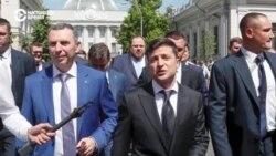 Кто такой Сергей Шефир, чью машину обстреляли под Киевом (видео)