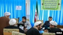 ثبت نام کاندیداهای انتحابات خبرگان