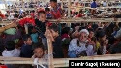 Refugjatë Rohingya në Bangladesh
