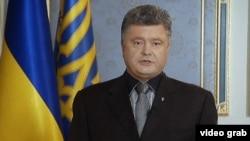 Petro Porošenko, predsednik Ukrajine