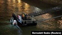 У травні в Будапешті зіткнулися круїзне судно і прогулянковий катер – із 35-ти людей вижили тільки семеро