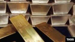 Внешний долг государства в 13 раз меньше формального объема золотовалютных резервов