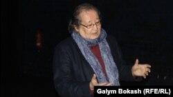 Театральный режиссер Болат Атабаев.