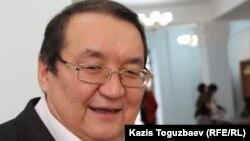«Әділет» қоғамының төрағасы Ғарифолла Әнес. Алматы, 24 желтоқсан 2014 жыл.