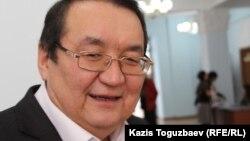 Халықаралық «Қазақ тілі» қоғамының вице-президенті Ғарифолла Әнес.