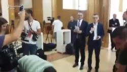 Gazetarët të indinjuar me sjelljen ndaj tyre në Kryesi të Kuvendit të Kosovës