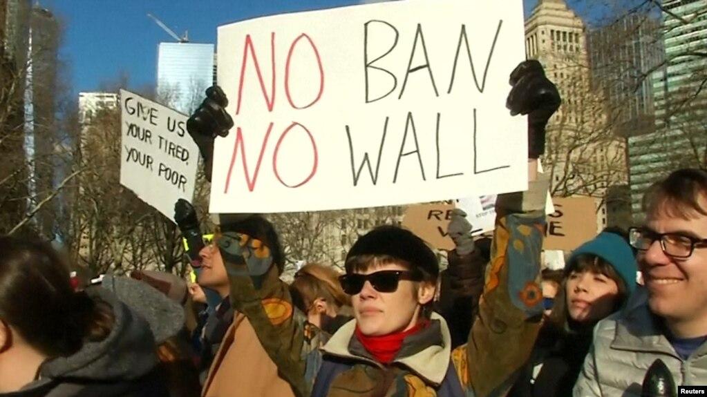 رأی دادگاه ویرجینیا به نفع فرمان ترامپ برای ممنوعیت ورود اتباع شش کشور