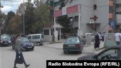 Клиничка болница во Тетово.