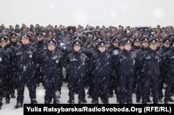 Представлення нової патрульної поліції у Дніпропетровську