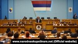 Dodik u obraćanju poslanicima Narodne skupštine RS
