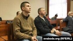 Сьведкі Ільля Якаўлеў і Аляксандар Шышко