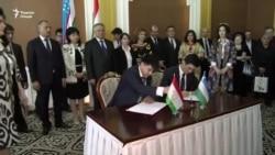 В Душанбе состоялся таджикско-узбекский бизнес-форум