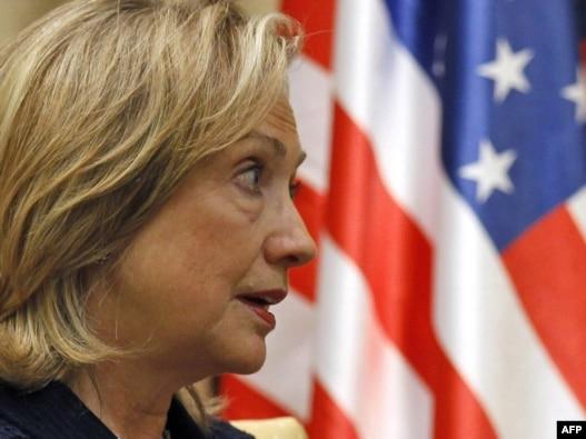 Hilari Klinton, 15. septembar 2010.