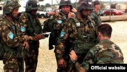 Ўзбекистон аскарлари 2000 йиллар бошида НАТОнинг тинчлик учун ҳамкорлик дастури доирасида тайёргарликдан ўтган.