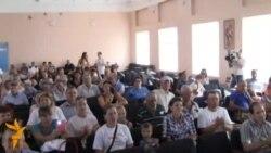 """Ziua a patra: """"AICI e Europa Liberă"""" la Gotești, r. Cantemir"""