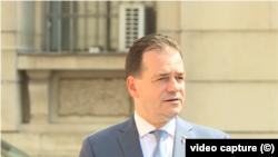 Premierul Ludovic Orban