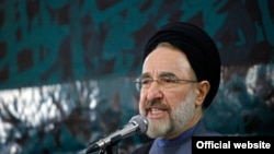 محمد خاتمی، رئیس جمهور اسبق ایران