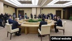 Մոսկվայում կայացել է ԱՊՀ երկրների ղեկավարների հանդիպումը