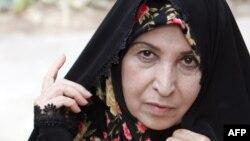 Musavi's wife Zahra is also under house arrest