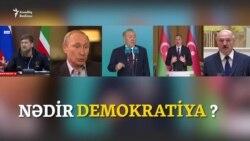 Demokratiyanın lüğətdə olmayan izahları