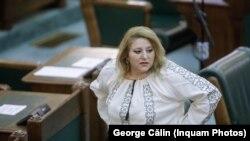 Diana Șoșoacă, senator AUR, ianuarie 2021