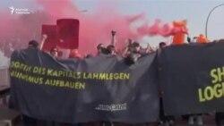 Гамбургдагы башаламандык