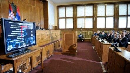 Republička izborna komisija predstavlja rezultate izbora u Srbiji, ilustrativna fotografija