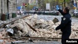 Внаслідок землетрусу смертельних випадків не зареєстровано, кілька людей важко травмовані