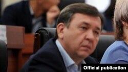 Азамат Арапбаев