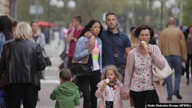 BiH je, ako ne prva, onda među prvim zemljama u Evropi po broju onih koji su zemlju napustili (na fotografiji ulice Banjaluke)
