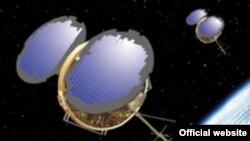 Метео-спутник COSMIC Image credit: www.cosmic.ucar.edu
