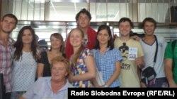 Регионална средба на млади лидери од сите Балкански држави во Струга.