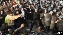 Протест у Каїрі, 25 січня 2011 року