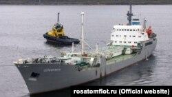 Serebryanka gəmisi
