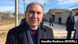 Oppozisiýanyň lideri Jamil Hasanli