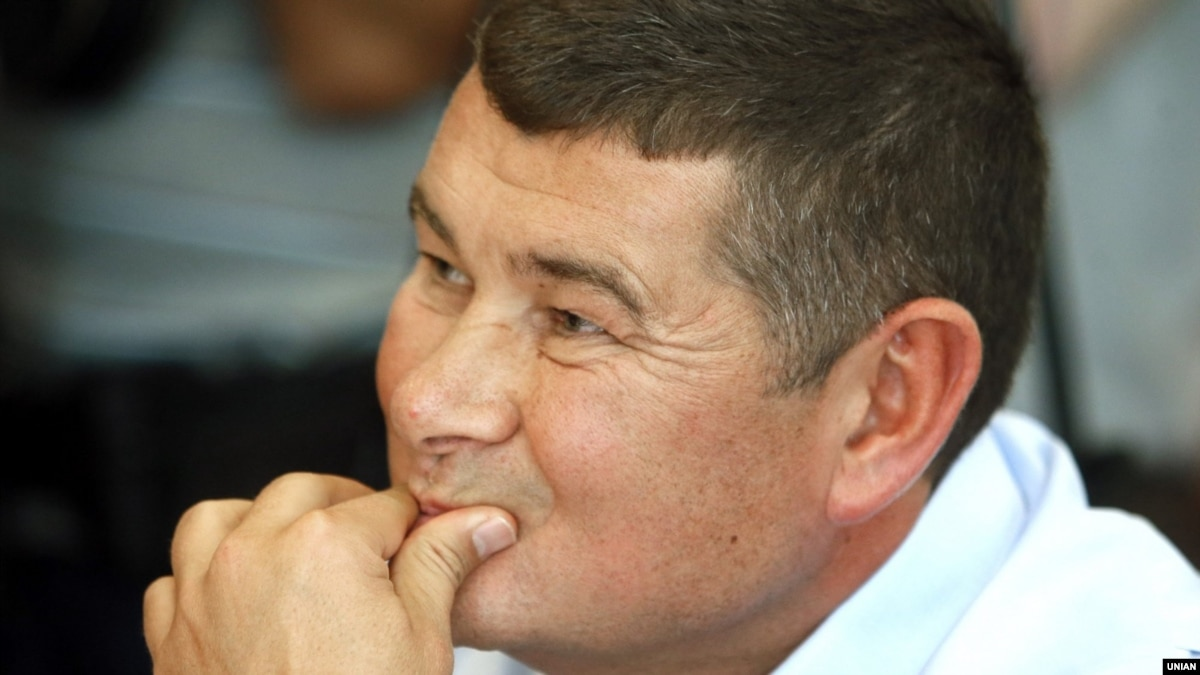 В «Борисполе» задержали подозреваемую по «газовому делу» Онищенко – САП