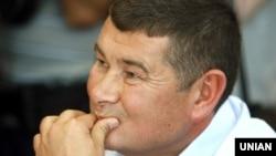 За інформацією ЗМІ, йдеться про мати Олександра Онищенка, проте правоохоронці імені затриманої не називають