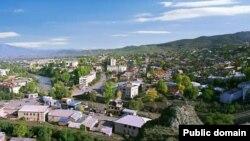 Город Ахалцихе – административный центр области Самцхе-Джавахк в Грузии