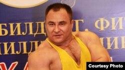Моңғолиялық қазақ, бодибилдингтен әлем чемпионы Нұрлан Жүнісұлы.