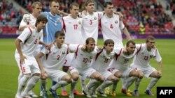 Беларуская футбольная зборная