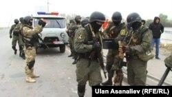 В течение года в ходе спецопераций кыргызские силовики ликвидировали десятки людей, причастных к терроризму.