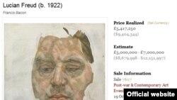 В 1972 году незаконченный портрет Бэкона стал собственностью частного коллекционера и только дважды за последние 25 лет выставлялся публично