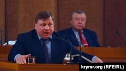 Ігор Лукашев, голова підконтрольної Москві адміністрації Сімферополя