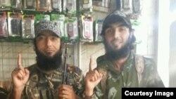 Жители Душанбе, заявившие, что они отправились воевать в Сирию.