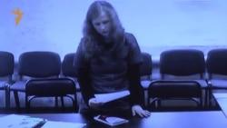 Голодовка Алехиной