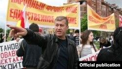 По всей логике вещей пост главы НОК готовился для Дзамболата Тедеева