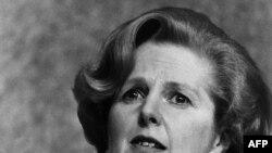 Preminula Margaret Thatcher