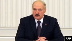 Presidenti i Bjellorusisë, Aleksander Lukashenko.